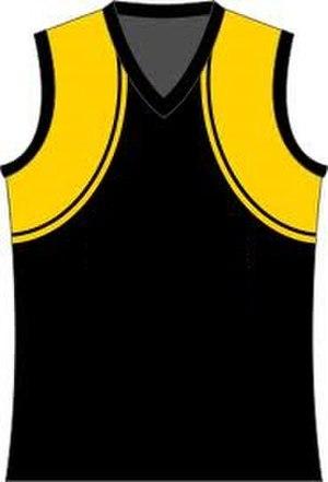 2013 Foxtel Cup - Image: Werribee Tigers Jumper nologo