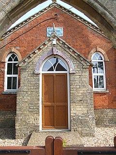 Tattershall Thorpe human settlement in United Kingdom