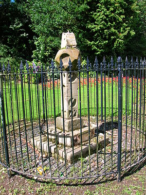 West Kilbride - West Kilbride's Scottish Sundial