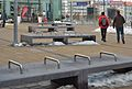 Westbahnhof, hostile benches 02.jpg