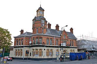 Withington - White Lion pub