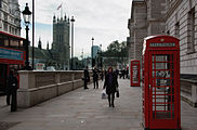 Whitehall, view towards the Victoria Tower.jpg