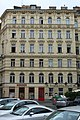 Wien-Innenstadt, Haus Bäckerstraße 22 (Restaurant Pfudl).JPG