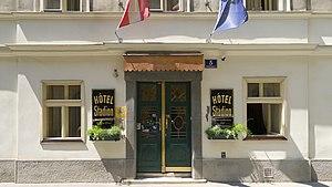 Hotel Graf Stadion (Vienna) - Image: Wien 08 Hotel Graf Stadion 02
