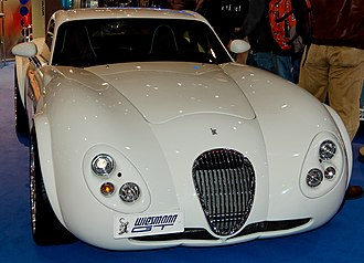 Wiesmann - Wiesmann GT at the 2006 Geneva Motor Show