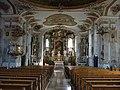 Wiggensbach Kirche Innenraum - panoramio.jpg