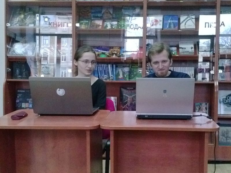 Червона команда: редактори Вікіпедії Ата та demiudg.