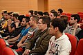 Wikidata's 6th birthday in Alicante, Spain - Hackathon - Opening 04.jpg