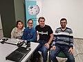 Wikidata workshop in Yerevan, GLAM forum (2).jpg