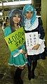 Wikipe-tan GreenDamGirl 20091005-DSCN0654M.jpg