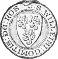 William, Earl of Ross (seal).png