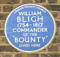 William Bligh plaque Lambeth.jpg