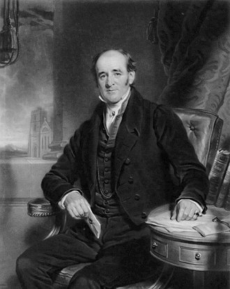 William Bruce Knight - Bruce Knight in 1834