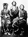 William S. Soule - Three young Arapahoes.jpg