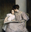 William Sergeant Kendall - An Interlude - Google Art Project.jpg