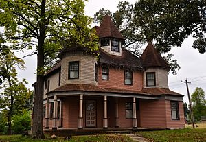 Williams-Gierth House - Williams-Gierth House, October 2014