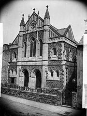 Williams Pantycelyn Memorial Chapel (CM), Llandovery