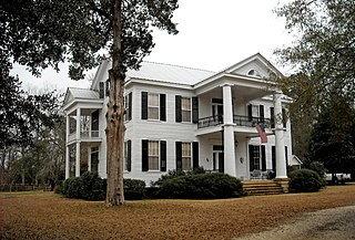 Wilson–Finlay House human settlement in Alabama, United States of America