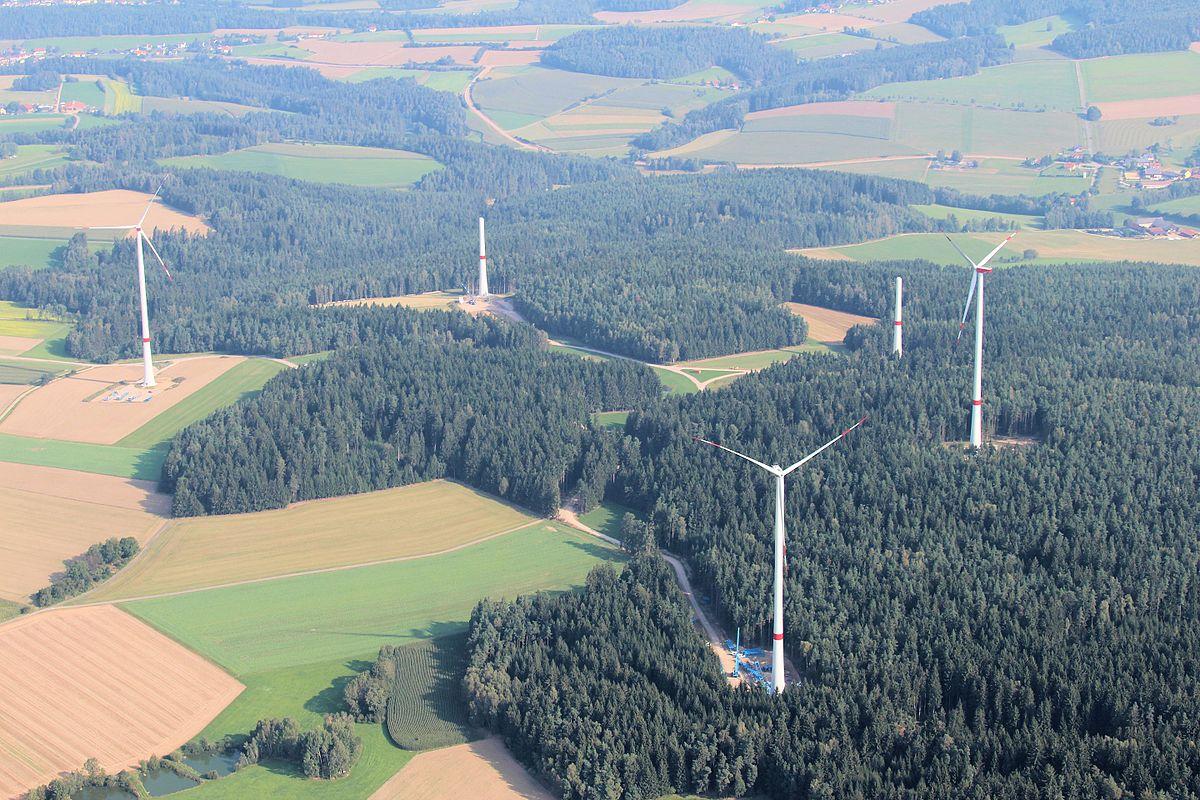 Windpark Pamsendorf