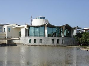 Electronic City - Wipro Floating learning Centre in Electronic City.