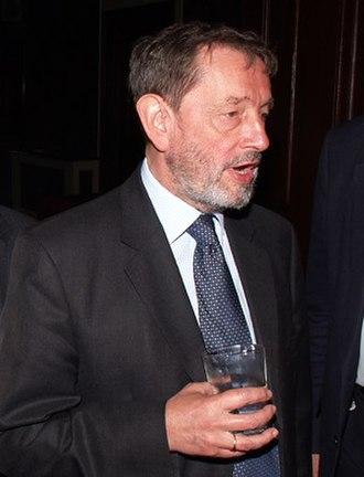 David Blunkett - Blunkett in 2009