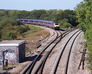 Cotswold Line - Image: Wolvercote Jnc