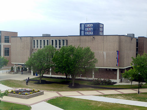 Camden County College - Wikiwand