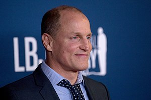 Woody Harrelson - Harrelson at the LBJ Presidential Library in 2016