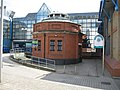 Woolwich Foot Tunnel, Woolwich Shaft - geograph.org.uk - 767554.jpg