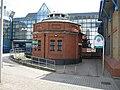 Woolwich Foot Tunnel, Woolwich Shaft - geograph.org.uk - 767554.jpg