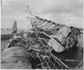 Wreck of the U.S.S. Maine, ca. 1898 - NARA - 512947.tif
