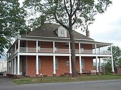Wright Hotel Chatsworth Murray County Georgia Jpg