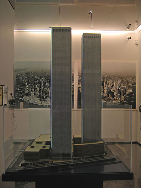 Fichier:Wtc model at skyscraper museum.jpg