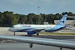 XA-GCD Sukhoi SSJ-100-95B Superjet 100 Interjet (24167437826).jpg
