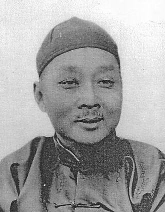Taiwan under Japanese rule - Xie Jishi, Manchukuo Foreign Minister