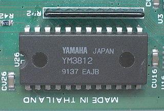 Yamaha YM3812