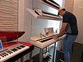 Yamaha digital piano shop at Yamaha Ginza (2015-06-16 11.26.04 by Franklin Heijnen).jpg