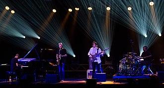 Yellowjackets - Leverkusener Jazztage, 2015