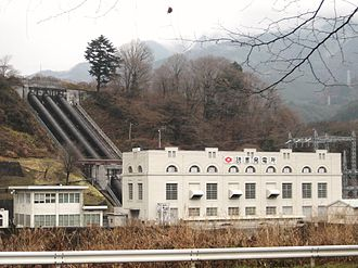 Tangible Cultural Property (Japan) - The Yomikaki Power Station in Nagano Prefecture is an Important Cultural Property of Japan