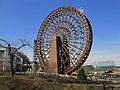 Yorii Saitama Museum Of River Large Water Wheel 1.JPG
