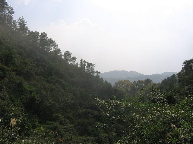 Yun men's mountain