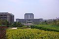 Yunnan Normal University (Chenggong Campus) Library.JPG