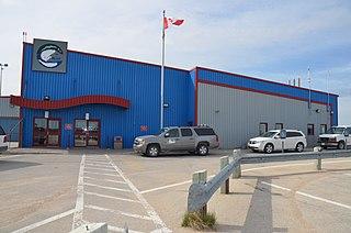 Churchill Airport airport in Manitoba, Canada
