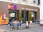 File:ZIO CAFE-RESTAURANT-GRILL, Omagh - geograph.org.uk - 154826.jpg