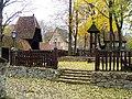 Zagórze Śląskie, Zamek Grodno , 1 poł. XIV, XV, 2 poł. XVI, 1868-69, 1904- dziedziniec a.JPG