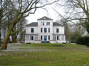 Zaventem - Zaventem municipal building, formerly the Feldheim Villa