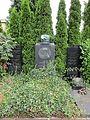 Zdeněk Wirth-hrob, Hřbitov Krematoria Strašnice 01.jpg