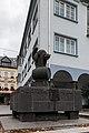 Zell (Mosel), Schwarze-Katz-Brunnen -- 2015 -- 7600.jpg