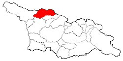 Location of سامگرلو-زمو سوانتی