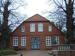 Queen Christina House in Zeven, Germany